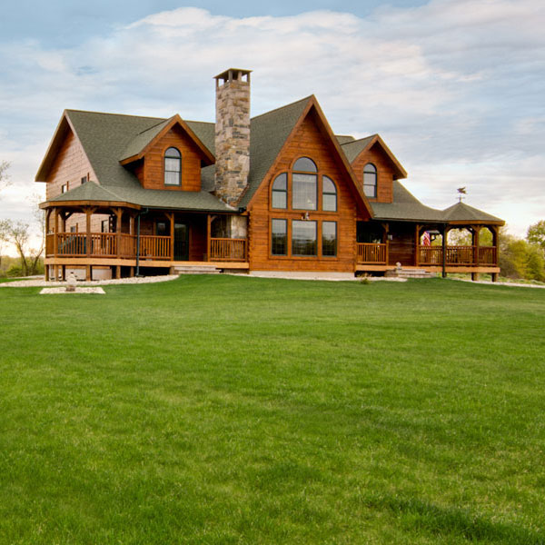 Log Home Construction Specialists